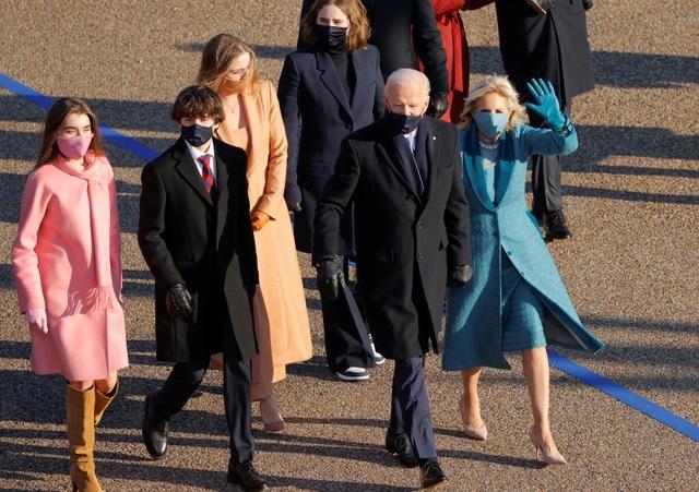 Tuần trăng mật của gia đình Biden ở Nhà Trắng - 3