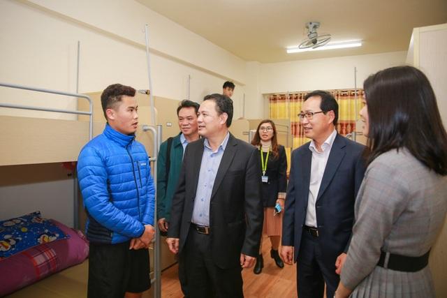 Bắc Ninh cần chủ động quan tâm dự báo cung cầu nhân lực - 2