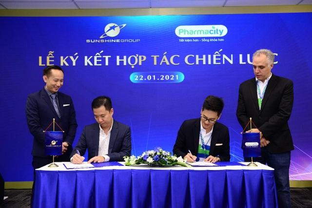 Sunshine Group hợp tác chiến lược với Pharmacity - 2