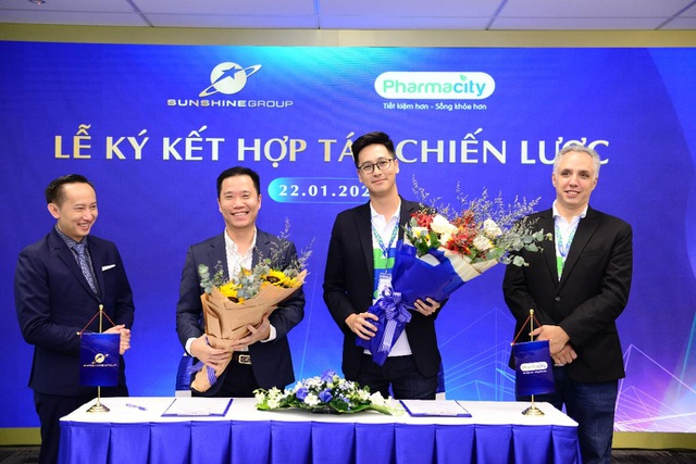 Sunshine Group hợp tác chiến lược với Pharmacity - 3