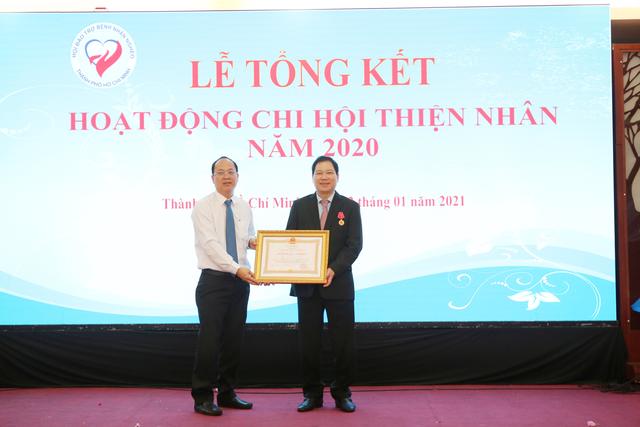 Chủ tịch CityLand vinh dự đón nhận huân chương lao động hạng 3 - 1
