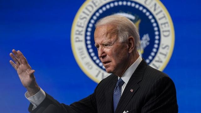 Ông Biden chơi lớn sau ngày nhậm chức, thay toàn bộ dàn xe công - 1