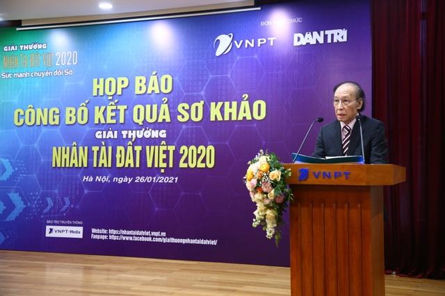 Chung khảo Nhân tài Đất Việt 2020 xướng danh 18 sản phẩm CNTT xuất sắc - 2