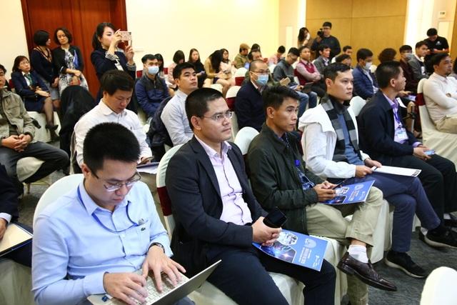 Chung khảo Nhân tài Đất Việt 2020 xướng danh 18 sản phẩm CNTT xuất sắc - 5