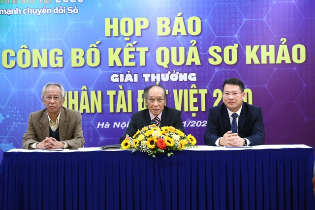 Chung khảo Nhân tài Đất Việt 2020 xướng danh 18 sản phẩm CNTT xuất sắc - 1