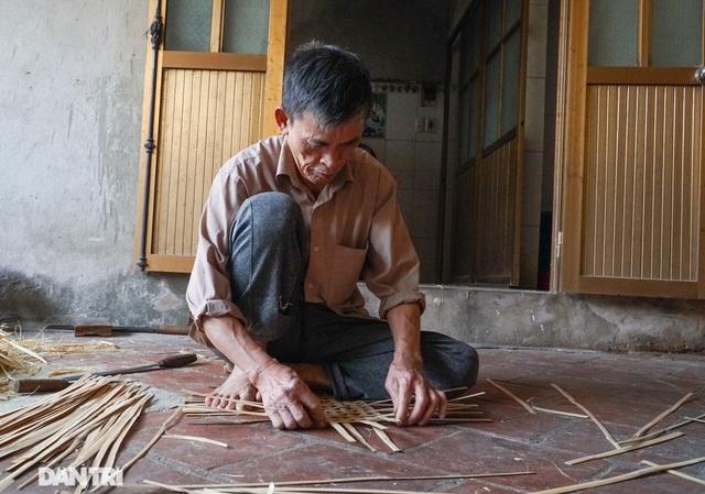 Nơi cả làng chỉ đan rổ rá nay thành thủ phủ của những nghệ nhân làm vàng mã - 10