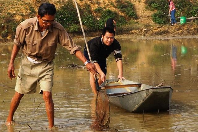 Giáp Tết, bội thu nhờ nuôi cá vụ 3 thay trồng lúa - 8