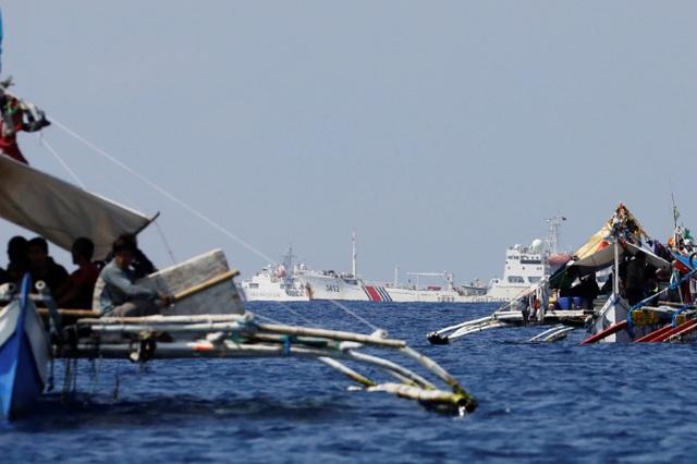 Philippines phản đối Trung Quốc sử dụng vũ lực nhằm vào tàu nước ngoài - 1