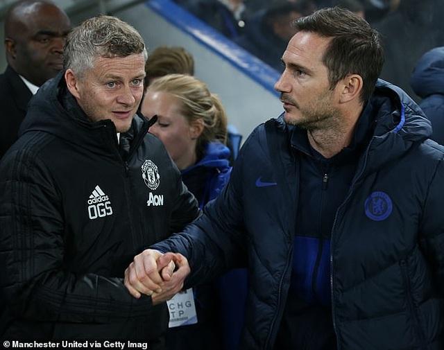 Mourinho, Solskjaer, Guardiola bày tỏ sự cảm thông với Lampard - 3