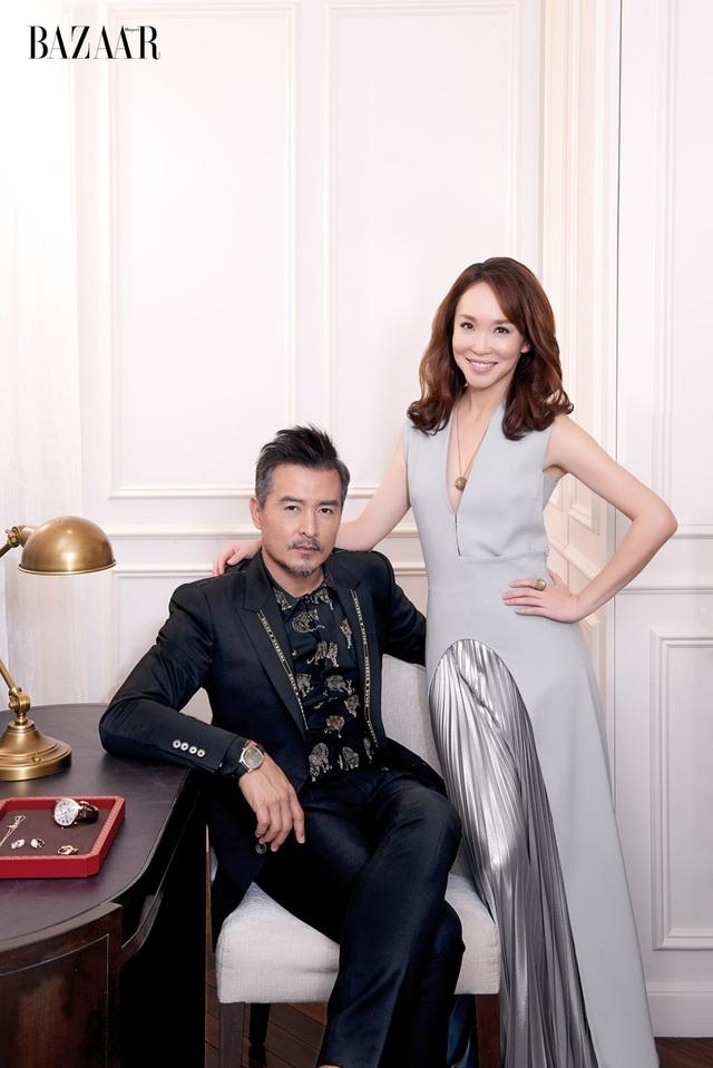 Hôn nhân ngọt ngào đáng ngưỡng mộ của Lý Minh Thuận và Phạm Văn Phương - 9