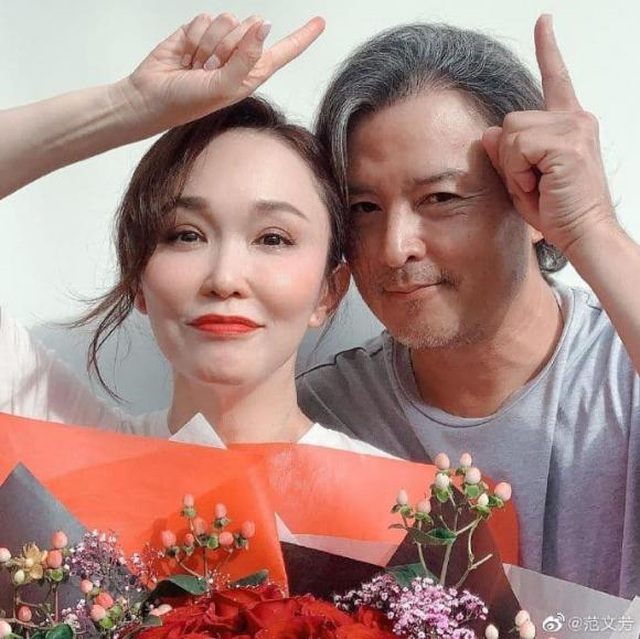 Hôn nhân ngọt ngào đáng ngưỡng mộ của Lý Minh Thuận và Phạm Văn Phương - 6