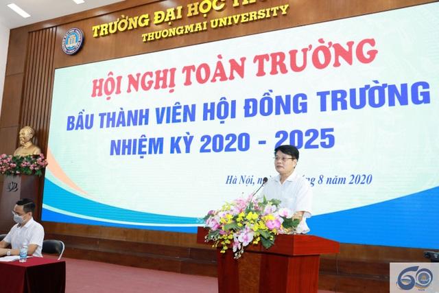 Bộ Nội Vụ trả lời Bộ Giáo dục về quy định người đứng đầu trường đại học - 1