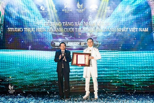 TuArt By Night: Sự kiện được mong chờ trong ngành cưới Việt Nam - 3