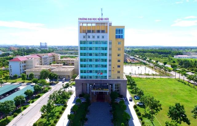 Năm 2021, Trường đại học Hồng Đức xét tuyển hơn 1.800 chỉ tiêu - 1