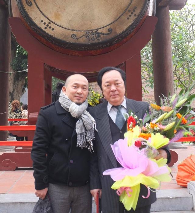 Nhạc sĩ Quốc Trung: Cảm ơn bố đã mang con đến cuộc đời này - 1