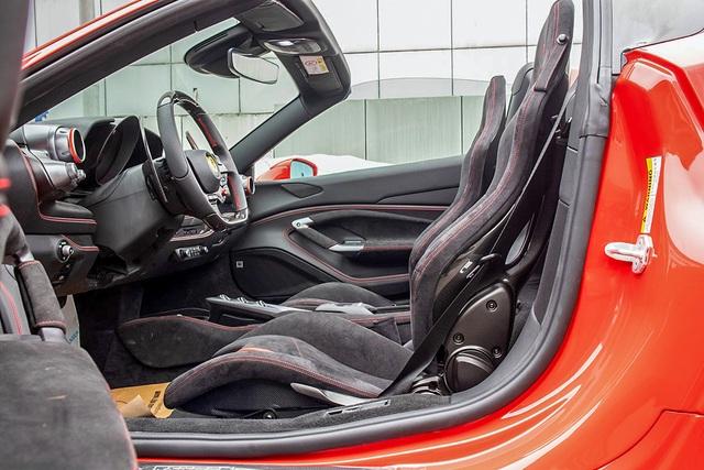 Mục sở thị Ferrari F8 Spider thứ 2 tại Việt Nam, giá gần 30 tỷ đồng - 6