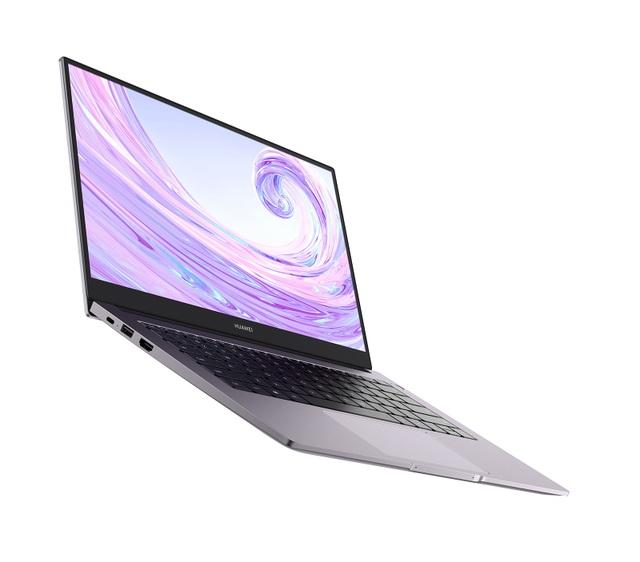 Huawei bán laptop viền màn hình siêu mỏng MateBook D 14 tại Việt Nam - 1