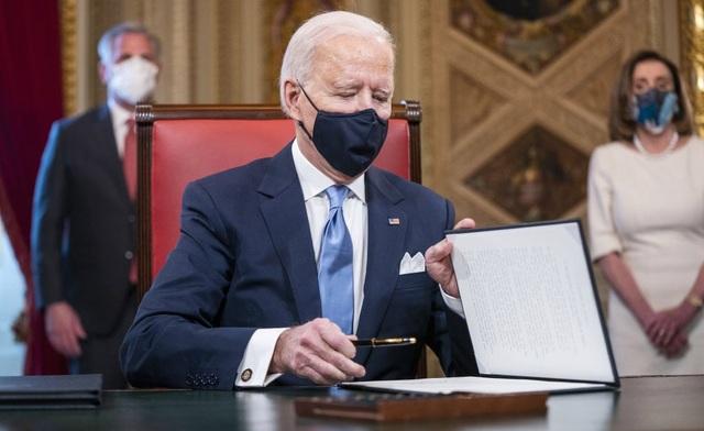 Thẩm phán chặn mệnh lệnh đảo ngược chính sách Trump của ông Biden  - 1