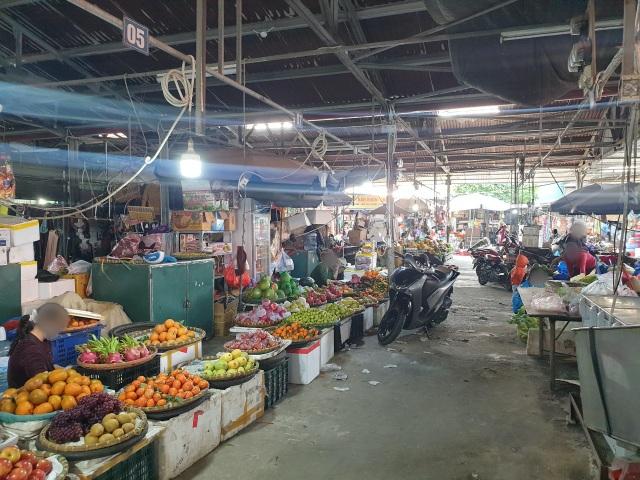 Vì sao quận Nam Từ Liêm bỏ hoang chợ 18 tỷ đồng? - 2