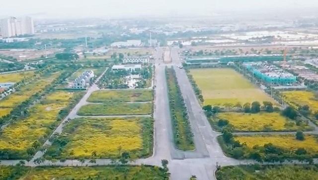 Cuối năm, cò đất thi nhau thổi giá loạt dự án đắp chiếu phía Tây Hà Nội - 5