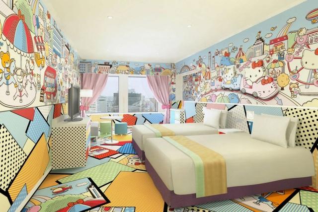 Những khách sạn cool ngầu và thú vị bậc nhất tại Tokyo - 2