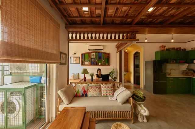 Không gian hoài cổ trong căn chung cư tuyệt đẹp của cặp vợ Việt chồng Tây - 8