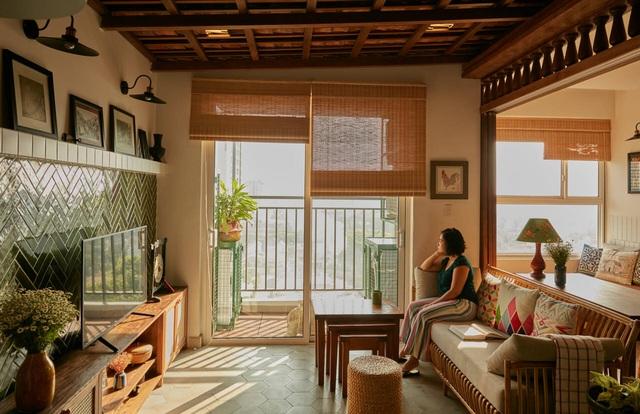 Không gian hoài cổ trong căn chung cư tuyệt đẹp của cặp vợ Việt chồng Tây - 9