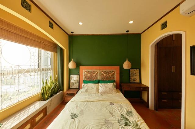 Không gian hoài cổ trong căn chung cư tuyệt đẹp của cặp vợ Việt chồng Tây - 12