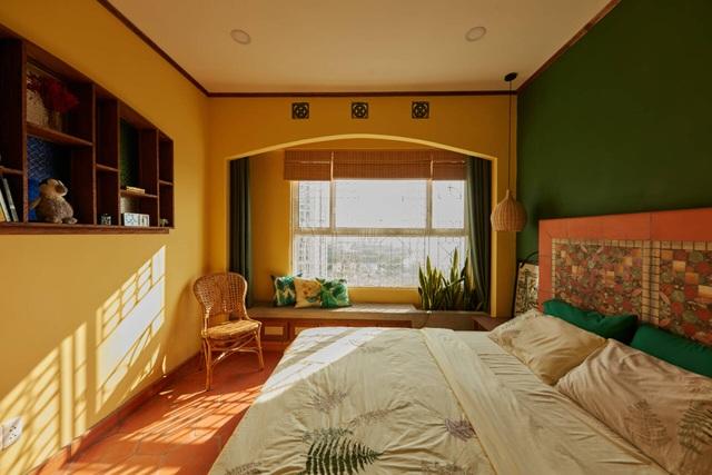 Không gian hoài cổ trong căn chung cư tuyệt đẹp của cặp vợ Việt chồng Tây - 13