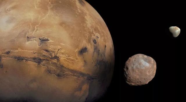 Bí ẩn hiện tượng Sao Hỏa lắc lư và chao đảo - 1