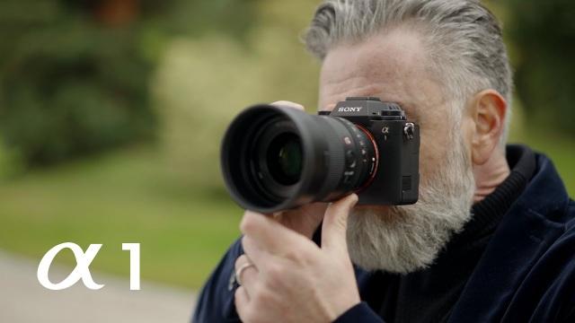 Sony ra mắt máy ảnh không gương lật Alpha 1, giá quy đổi hơn 200 triệu đồng - 1