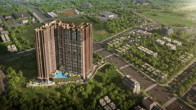 Tập đoàn Đất Xanh và Coteccons bắt tay xây dựng dự án Opal Skyline - 3