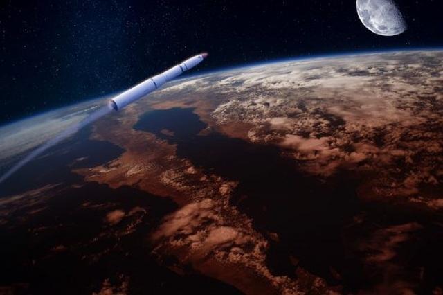 Mỹ chế tạo mắt thần không gian truy dò vũ khí siêu thanh - 1