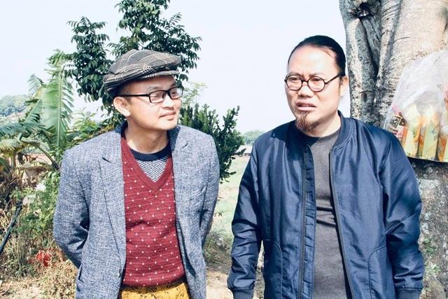 Nghệ sĩ Bảo Chung vào vai thầy bói lưỡng tính trong hài Tết - 1