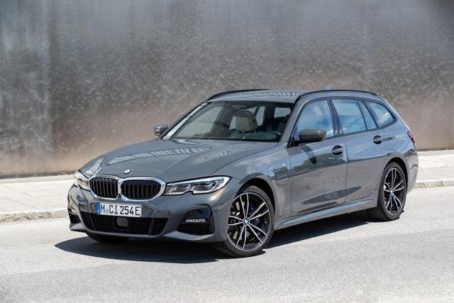 BMW bổ sung phiên bản hybrid sạc điện cho dòng 3 và 5 series - 4