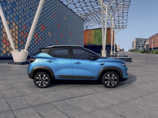 Renault Kiger gia nhập phân khúc crossover tí hon - 4