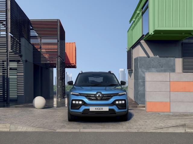Renault Kiger gia nhập phân khúc crossover tí hon - 3