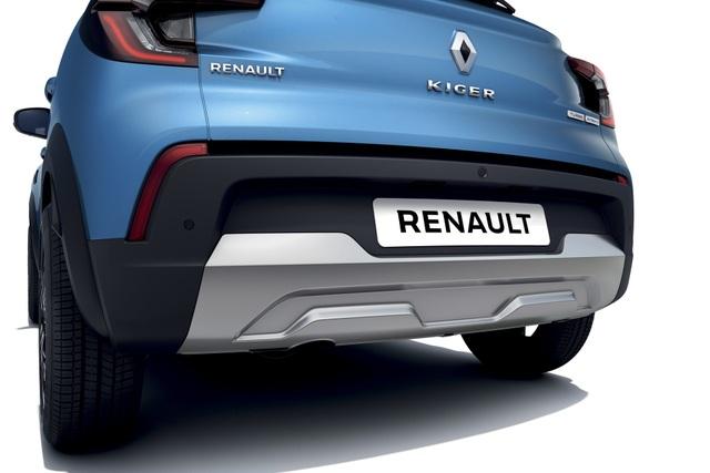 Renault Kiger gia nhập phân khúc crossover tí hon - 8