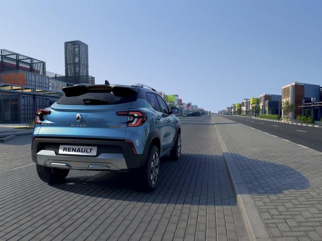 Renault Kiger gia nhập phân khúc crossover tí hon - 6