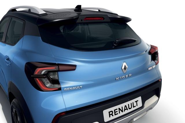 Renault Kiger gia nhập phân khúc crossover tí hon - 9