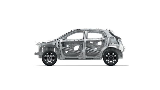 Renault Kiger gia nhập phân khúc crossover tí hon - 19
