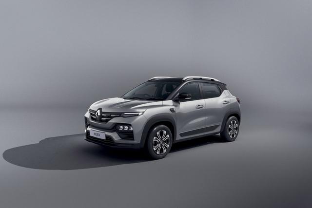 Renault Kiger gia nhập phân khúc crossover tí hon - 14