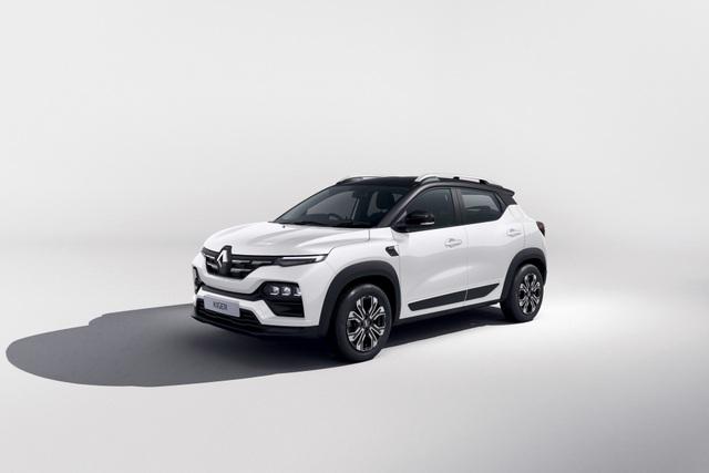 Renault Kiger gia nhập phân khúc crossover tí hon - 17