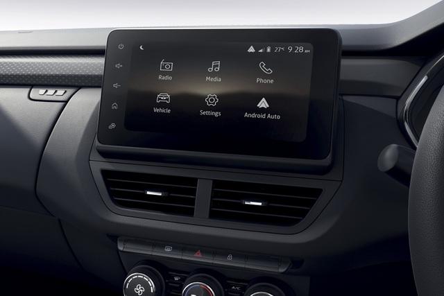 Renault Kiger gia nhập phân khúc crossover tí hon - 26