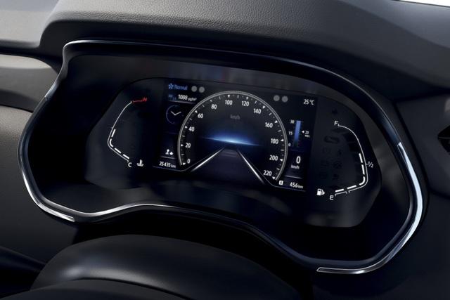Renault Kiger gia nhập phân khúc crossover tí hon - 22