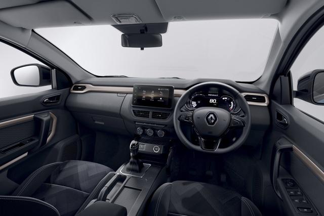 Renault Kiger gia nhập phân khúc crossover tí hon - 2