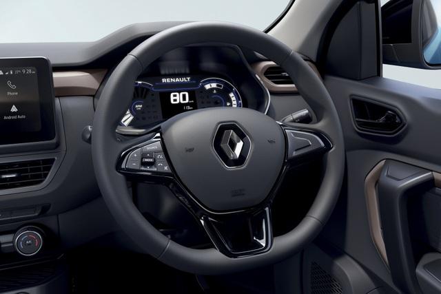 Renault Kiger gia nhập phân khúc crossover tí hon - 21