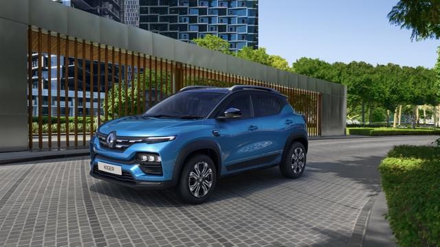 Renault Kiger gia nhập phân khúc crossover tí hon - 1