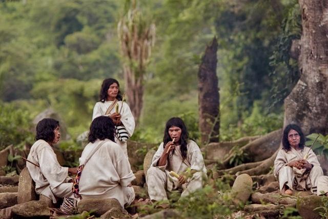Bộ tộc cả nghìn năm sống trong rừng sâu, có khả năng tiên tri kỳ lạ - 1