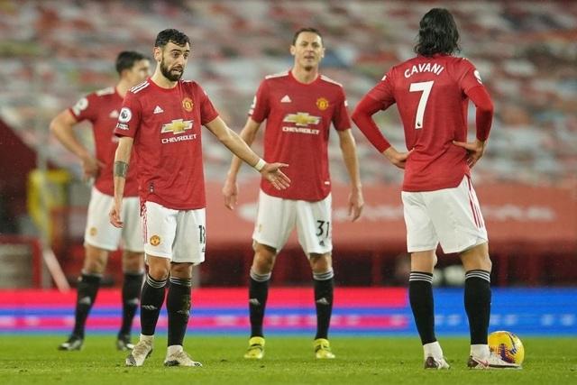 Man Utd 1-2 Sheffield Utd: Địa chấn ở Old Trafford - 2